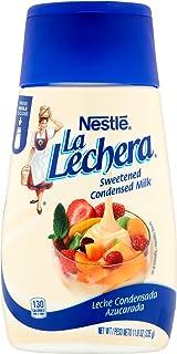 Nestle La Lechera Sweetened Condensed Milk, 11.8 oz (Pack of 3)