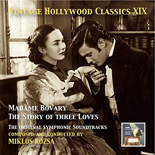 92b63c7f16 Vintage Hollywood Classics, Vol. 19: Miklós Rózsa – Madame Bovary & The  Story