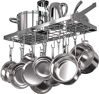 Best cabinet pot hanger Reviews