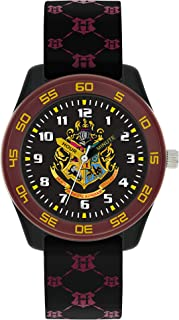 Harry Potter Quartz Montre avec Bracelet en Caoutchouc HP9050