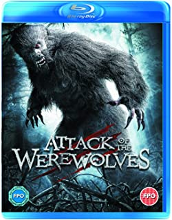 Attack of the Werewolves (2011) ( Lobos de Arga ) ( Game of Werewolves ) [ Blu-Ray, Reg.A/B/C Import - United Kingdom ]