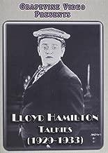 Lloyd Hamilton Talkies, 1929-1933