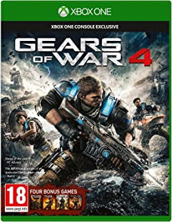 Gears Of War 4 Xbox One Xbox One by Microsoft