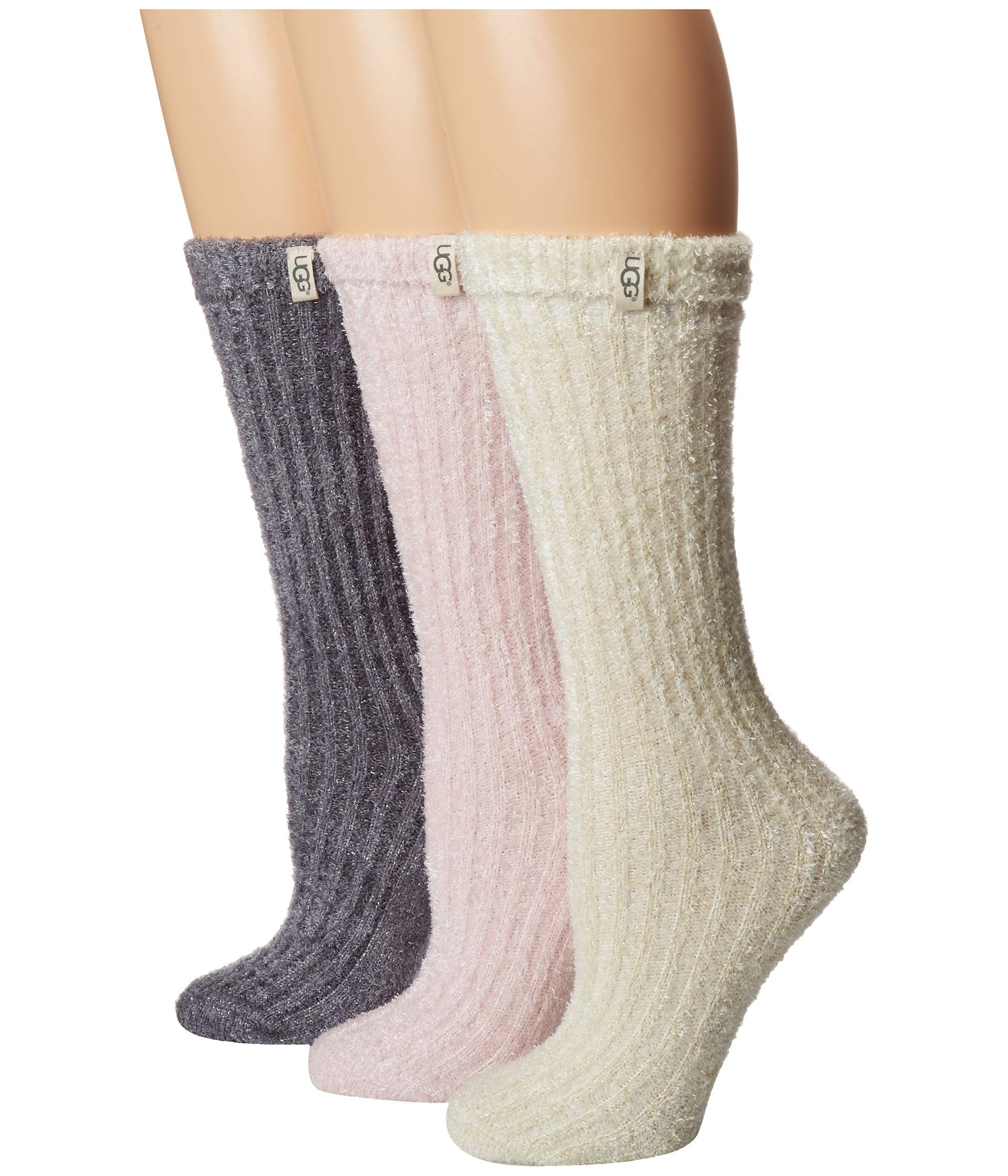 Cozy Socks Ugg Set Gift Multi Sparkle pxn86Wfn
