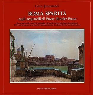 Roma sparita negli acquarelli di Ettore Roesler Franz (QuestItalia)