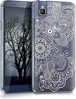 8dc59887e57 kwmobile Funda para Huawei ShotX - Carcasa de [plástico] para móvil -  Protector [