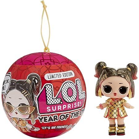 Bling Series LOL Dolls Christmas Gift 2018 NEW Ball Doll Set Surprise L.O.L