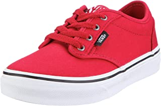 Vans Kids's VANS ATWOOD SKATE SHOES 3.5 Kids US (CHILI PEPPER)