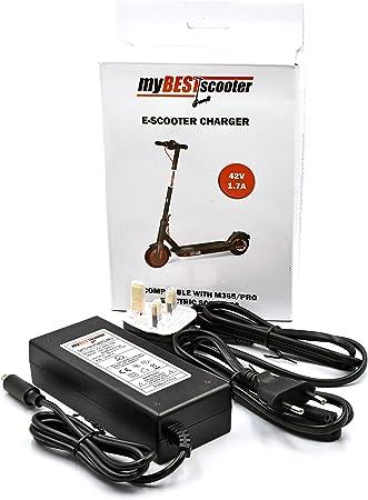 myBESTscooter - Cargador de batería para Xiaomi M365 1S ...