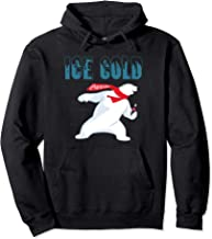 Coca Cola Ice Cold Coke Bear Pullover Hoodie