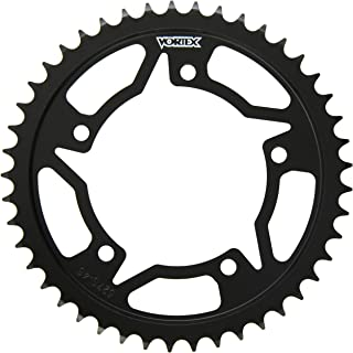Vortex 527S-45 Black 45-Tooth 530-Pitch Steel Rear Sprocket