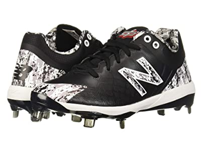 New Balance 4040v5 Metal (Pedroia Camo/Black) Men