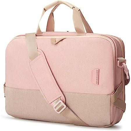 Laptop Slim Briefcase Blooming Plum Petals Multi-Functional Simple Shoulder Bag Fit for 15 Inch Computer Notebook MacBook