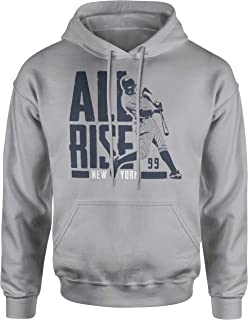 INKtastictees New York Baseball Fans All Rise for The Judge Classic Hoodie