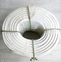 Build Home 10 m/8 mm Nylon Rope Braided for Craft and Drying Clothes, Indoor and Outdoor Laundry Clothesline