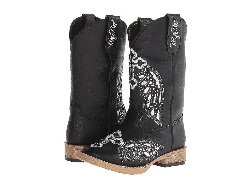 M&F Western Kids Gracie (Little Kid) (Black) Cowboy Boots