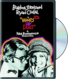 What's Up, Doc? (DVD) (Rpkg)