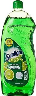 Sunlight Dishwashing Liquid, Lime, 1L