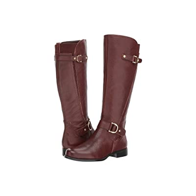 Naturalizer Jenelle (Brown Tumbled Leather) Women