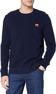 Wrangler Sign off Crew T-Shirt Uomo