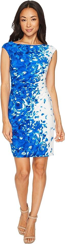 LAUREN Ralph Lauren - Petite Novellina Florist Floral Dress