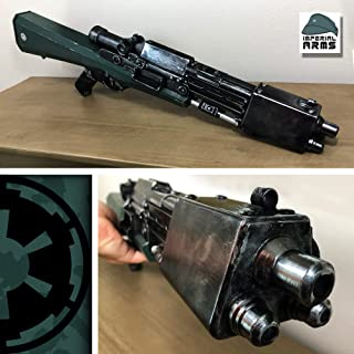 Star Wars Custom Reinforced BlasTech TL-50 Imperial Heavy Repeater (Safe Does Not Shoot)