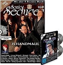 M'Era Luna DVD mit Sonic Seducer 12-10/01-11 + CD-Beilage; Bands: Placebo, Skinny Puppy, Nitzer Ebb, In Extremo, Combichrist u. v m. [Alemania]