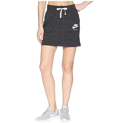 Nike Sportswear Gym Vintage Skirt (Black/Sail) Women
