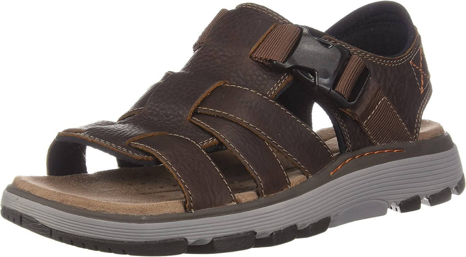 Clarks Men's UnTrek Cove Sport Sandals