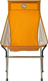 Big Agnes Inc Agnes Big Six Chair, Orange/Gray Camp Furniture, One Size
