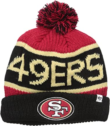 buy online b49d3 f1077  47 NFL Adult Men s Calgary Cuff Knit Hat ·