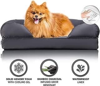 Best outdoor memory foam dog bed Reviews
