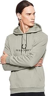 Fred Perry Mens J4507-402 Hoodies