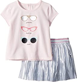 Kate Spade New York Kids - Sunglasses Skirt Set (Infant)