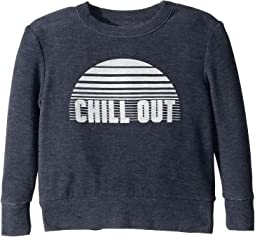 Super Soft Chill Out Long Sleeve Tee (Toddler/Little Kids)