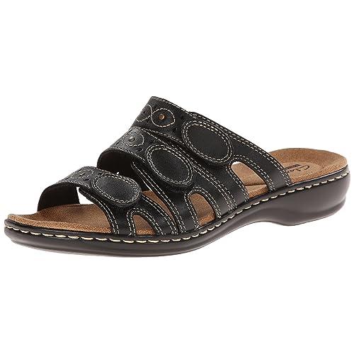 6cab587c7a42 Clarks Women s Leisa Cacti Slide Sandal