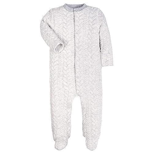 fa221007b2ae Baby Boys Girls Warm Winter Long-Sleeve Footed Pajamas Sleeper Rompers