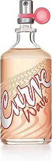 Curve Wave by Liz Claiborne for Women - 3.4 oz EDT Spray