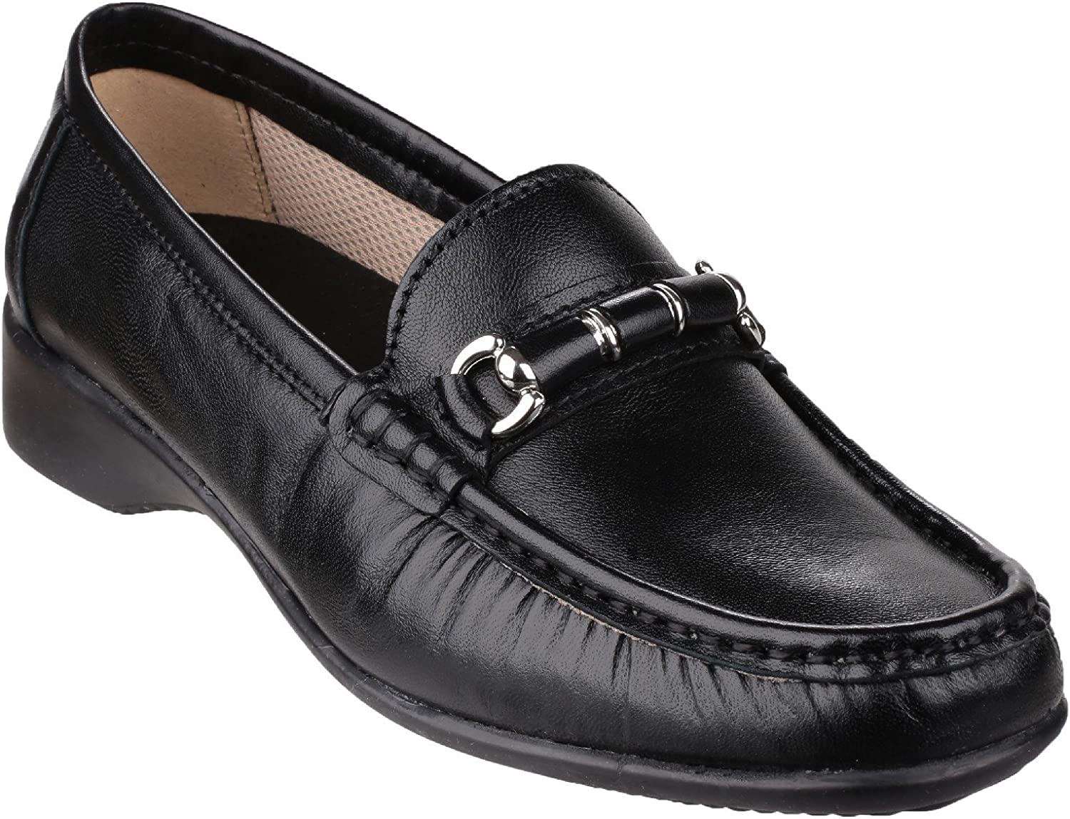 Cotswold Womens Barrington Slip on Loafer shoes