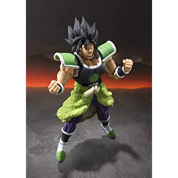 TAMASHII NATIONS S.H. Figuarts Broly Dragon Ball Super