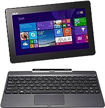 Asus Transformer Book T100TA 25.65 cm (10.1 Zoll) Convertible Tablet PC (Intel Atom Quadcore Z3740 1,3GHz, 2GB RAM, 64GB+5...