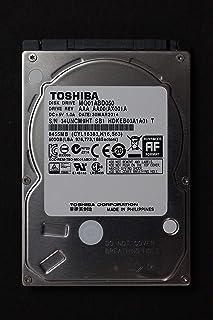 東芝 内蔵HDD 2.5インチ 500GB PCモデル MQ01ABD050 【国内正規代理店品】 2年保証 SATA 6Gbps対応