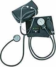 Veridian 01-5521 Two-Party Home Blood Pressure Kit with Detached Nurse Stethoscope, Latex Free, Adult