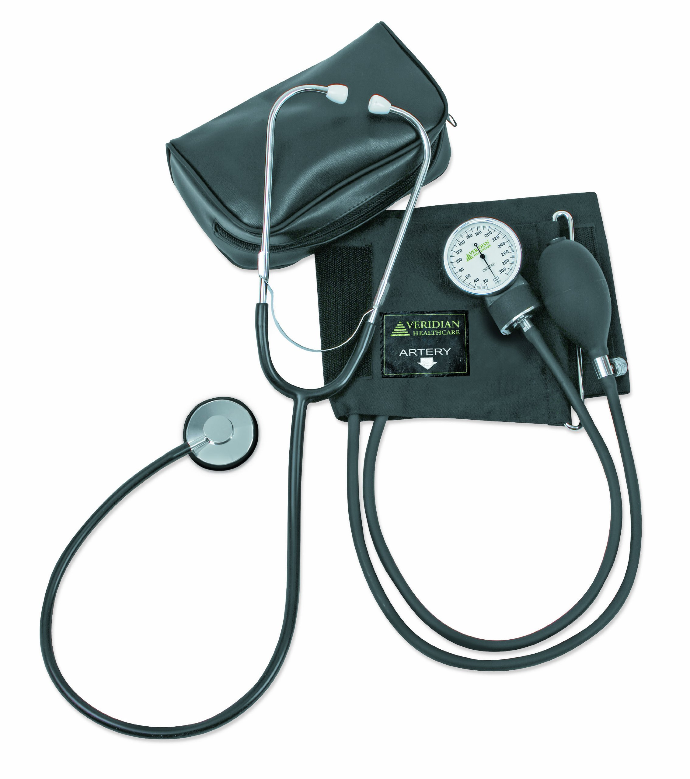 Veridian 01 5521 Two party Pressure Stethoscope