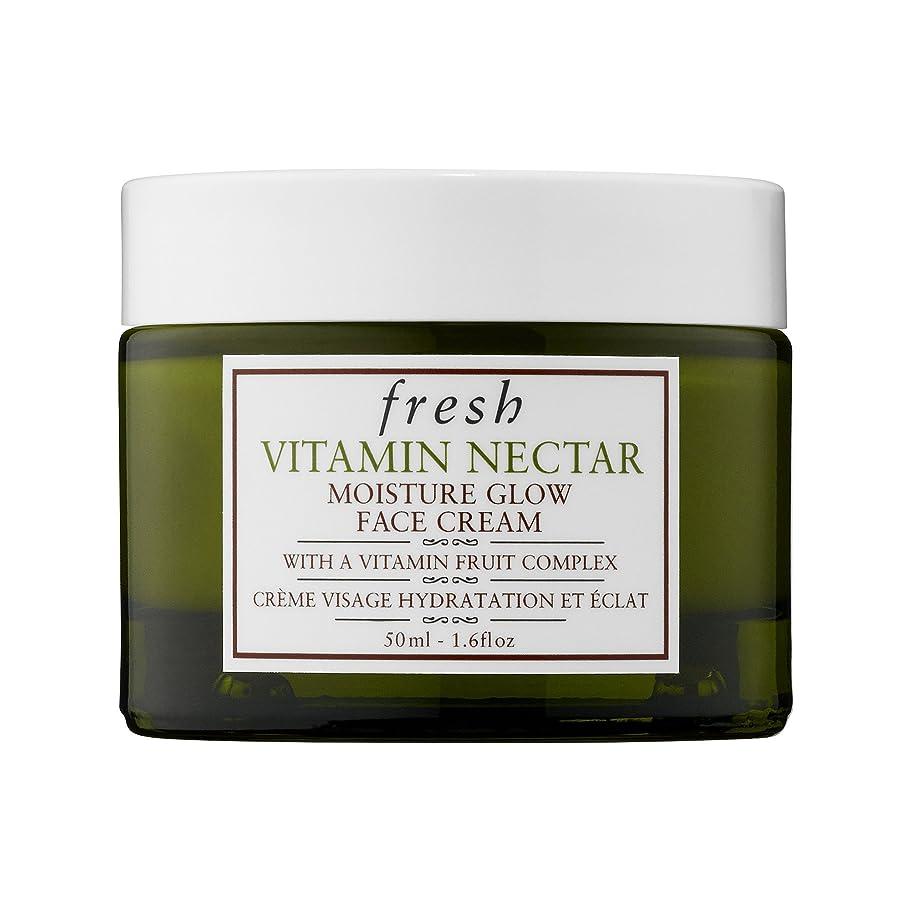 部分的組み合わせるコードレスフレッシュ Vitamin Nectar Moisture Glow Face Cream 50ml/1.6oz並行輸入品