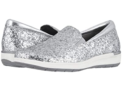 Walking Cradles Orleans (Silver Glitter Fabric) Women