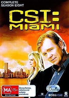 CSI - Miami - Season 8 [NON-USA Format / PAL / Region 4 Import - Australia]