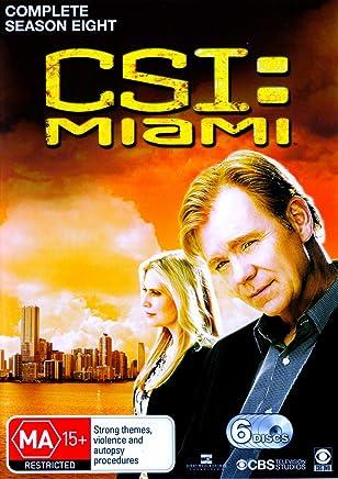 CSI Miami Season 8 (DVD)