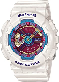 CASIO (カシオ) 腕時計 Baby-G (ベビーG) BA-112-7A レディ-ス 海外モデル [並行輸入品]