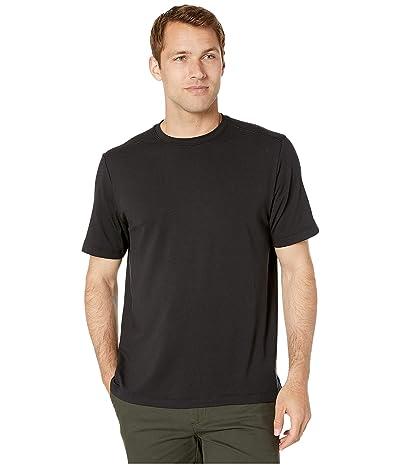Tommy Bahama Island Cruiser IslandZone T-Shirt (Black) Men